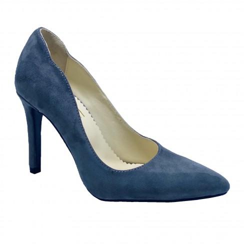 Pantofi AGAVE gri