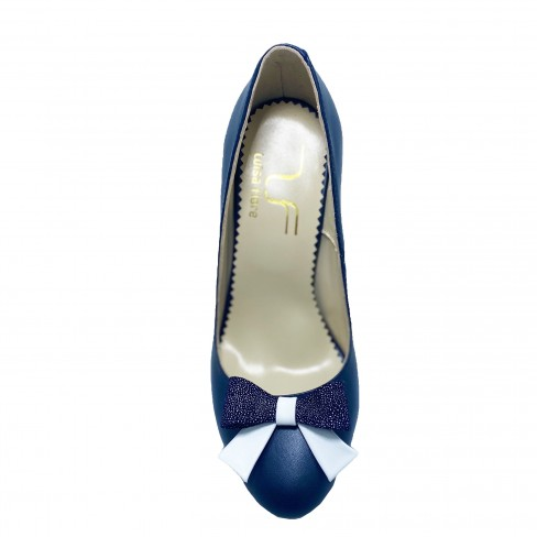 Pantofi FIGA albastru inchis