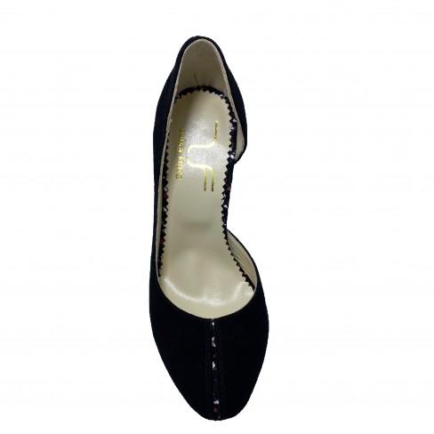Pantofi PRESTO negru