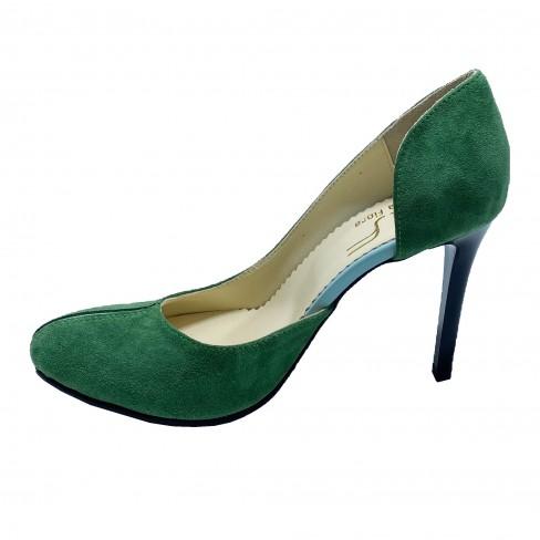 Pantofi PRESTO verde
