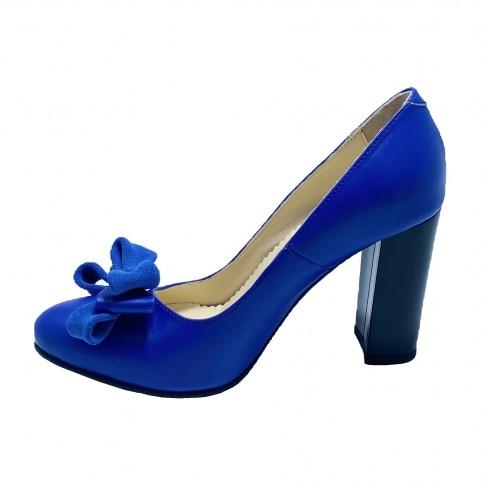 Pantofi CALCE albastru
