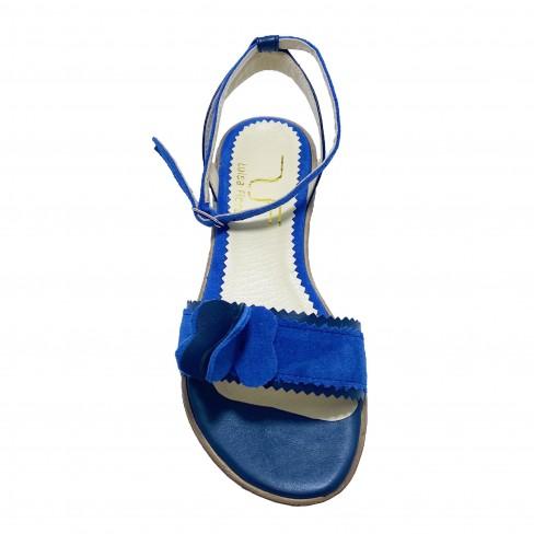 Sandale JENY albastru