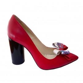 Pantofi GAROFANO rosu