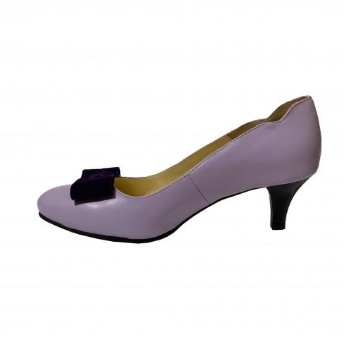 Pantofi MICA lila