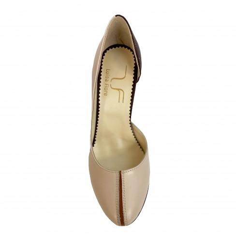 Pantofi PRESTO bej