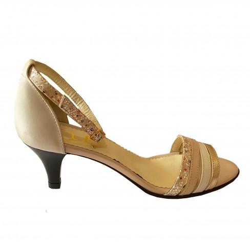 Sandale AMMA ivory