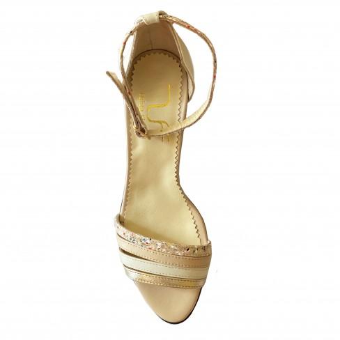 Sandale AMMAivory