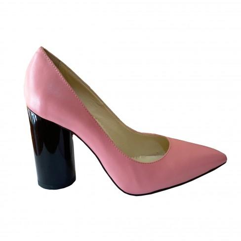 Pantofi ISA roz