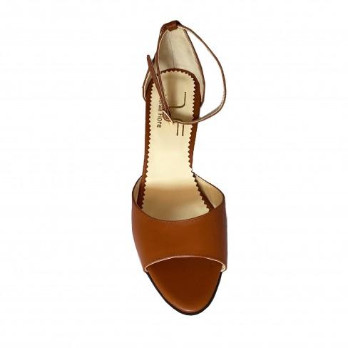Sandale POLE coniac