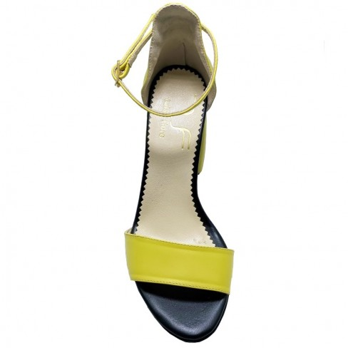 Sandale SOFY galben