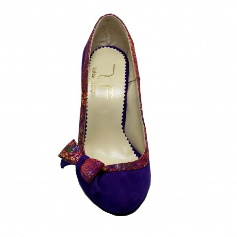 Pantofi NOLY mov