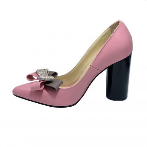 Pantofi GAROFANO roz