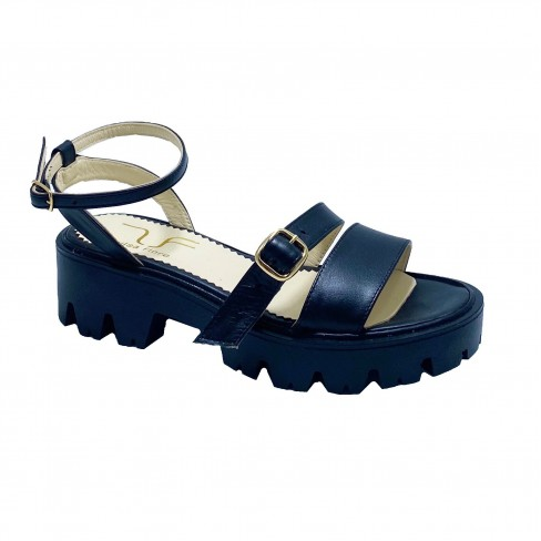 Sandale NINA negru