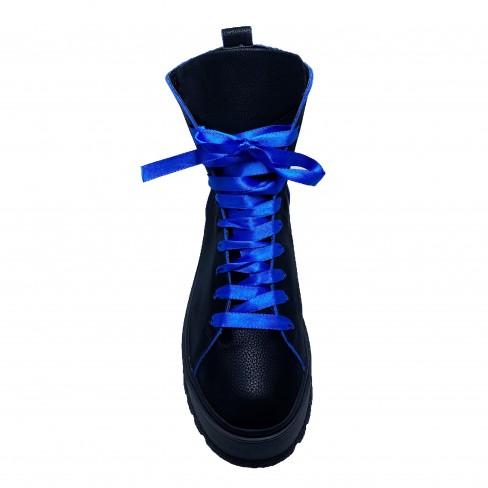 Ghete SYA negru albastru