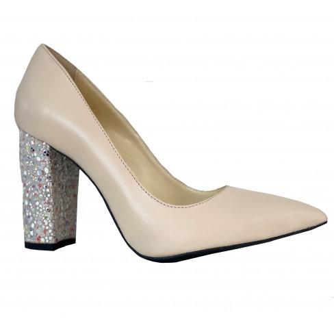 Pantofi MARA bej