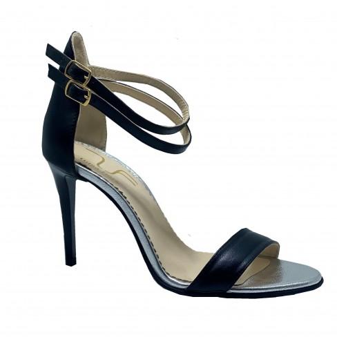 Sandale DELLA NOTE negru