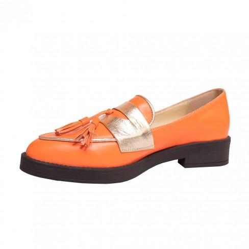 Pantofi CROCHI portocaliu