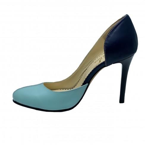 Pantofi PRESTO albastru