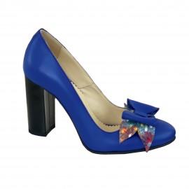 Pantofi ROSA albastru