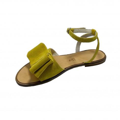 Sandale LUCY galben
