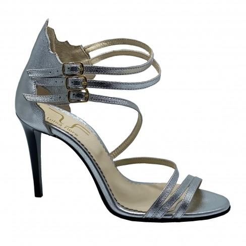 Sandale AMMIRAGLIO argintiu