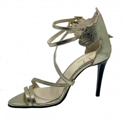 Sandale AMMIRAGLIO auriu