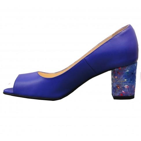 Sandale CAREX albastru