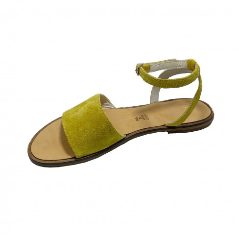 Sandale ENY galben