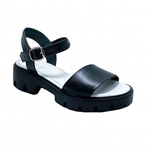 Sandale SELYNA negru