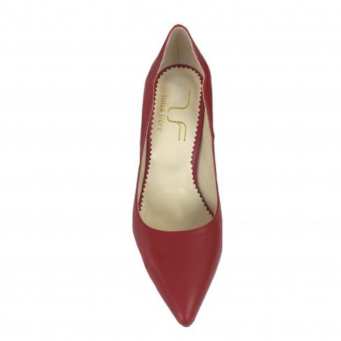 Pantofi AGAVE rosu