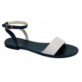Sandale EMMY negru bej