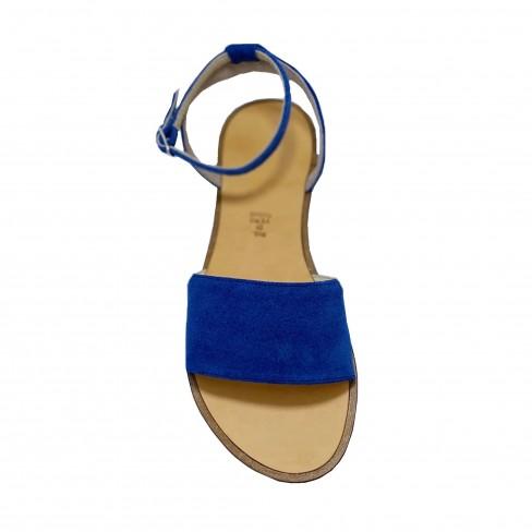 Sandale ENY albastru