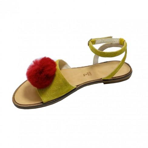 Sandale VICE galben