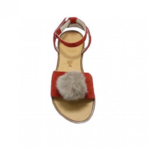 Sandale VICE rosu