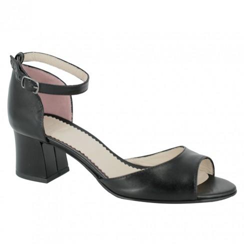 Sandale LAVANDA negru