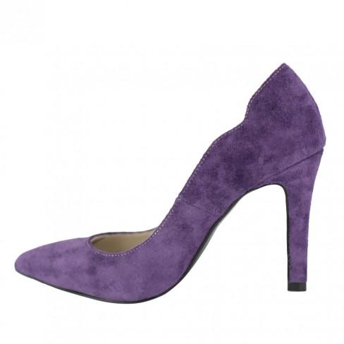 Pantofi AGAVE violet