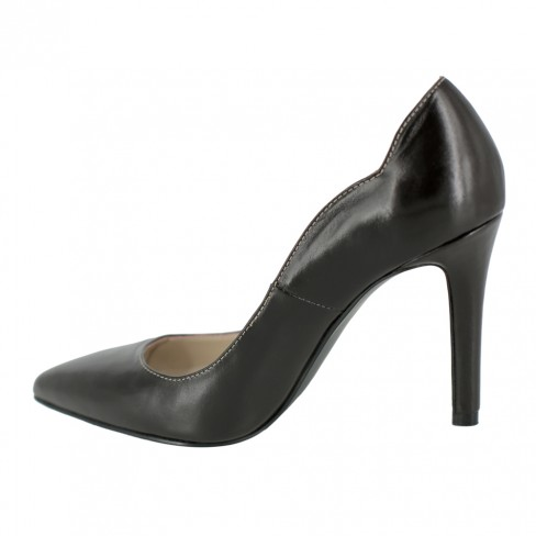 Pantofi AGAVE maro trabuc