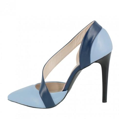 Pantofi NERI acvamarin