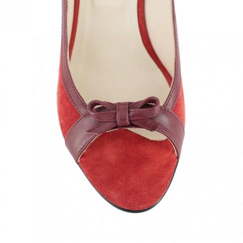Sandale LILIUM rosu
