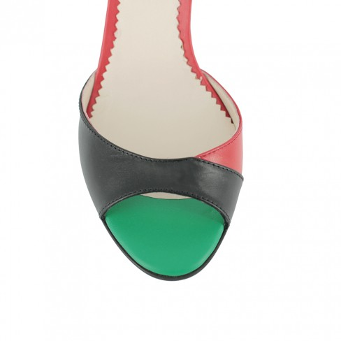 Sandale ORTENSIA negru