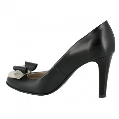 Pantofi FIORE DELLA REGIONE negru
