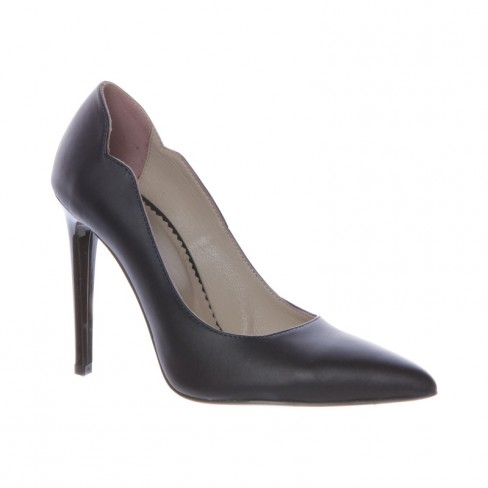 Pantofi AGAVE albastru pigment
