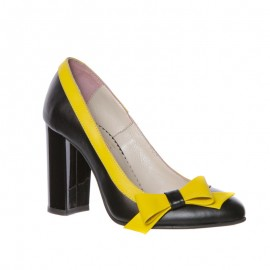 Pantofi FALCATUS  negru