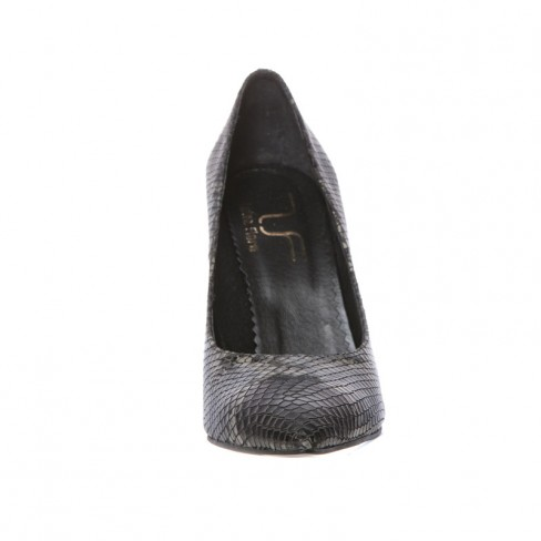 Pantofi GAROAFA negru print
