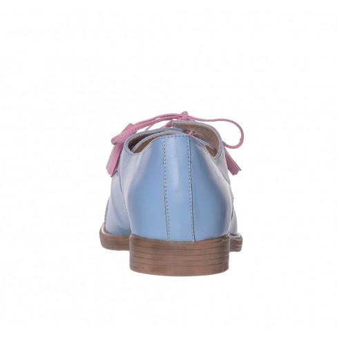 Pantofi GELENIUM acvamarin