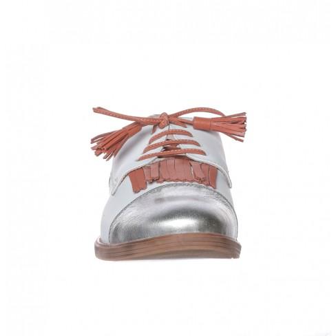 Pantofi GELENIUM alb