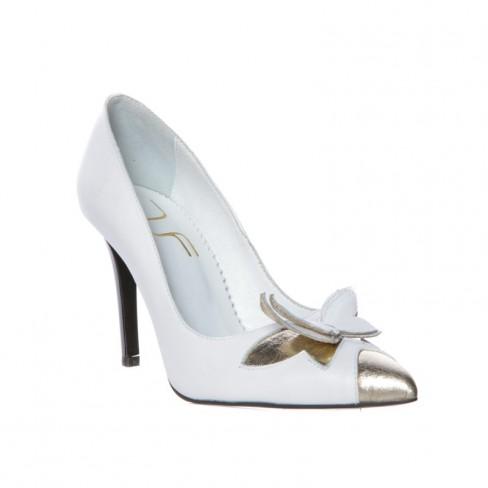 Pantofi IRISA alb