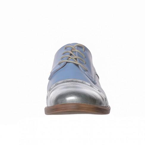 Pantofi MARGARETE acvamarin