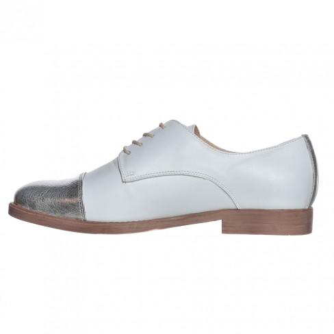 Pantofi MARGARETE alb