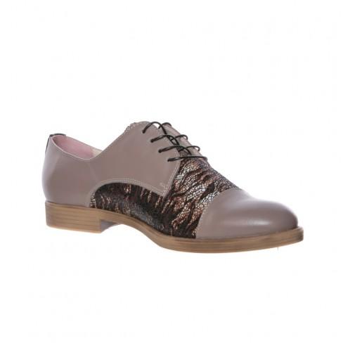 Pantofi MARGARETE animal print